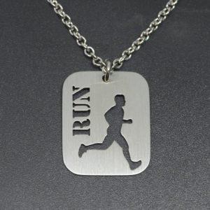 sport-kettenanhänger-läufer