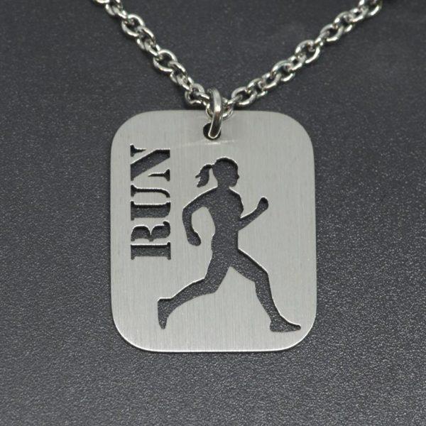 sport-kettenanhänger-läuferin